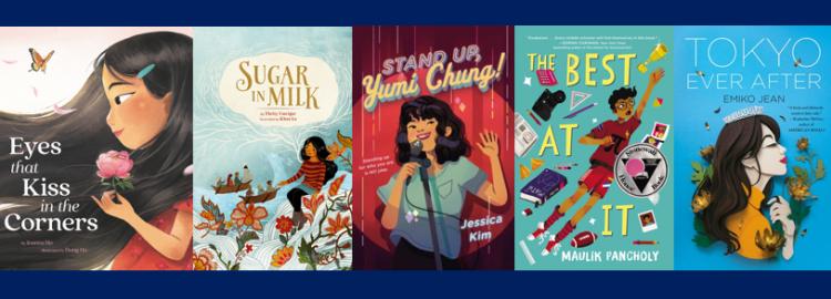 Happy AAPI Heritage Month! (Kids & YA Books)