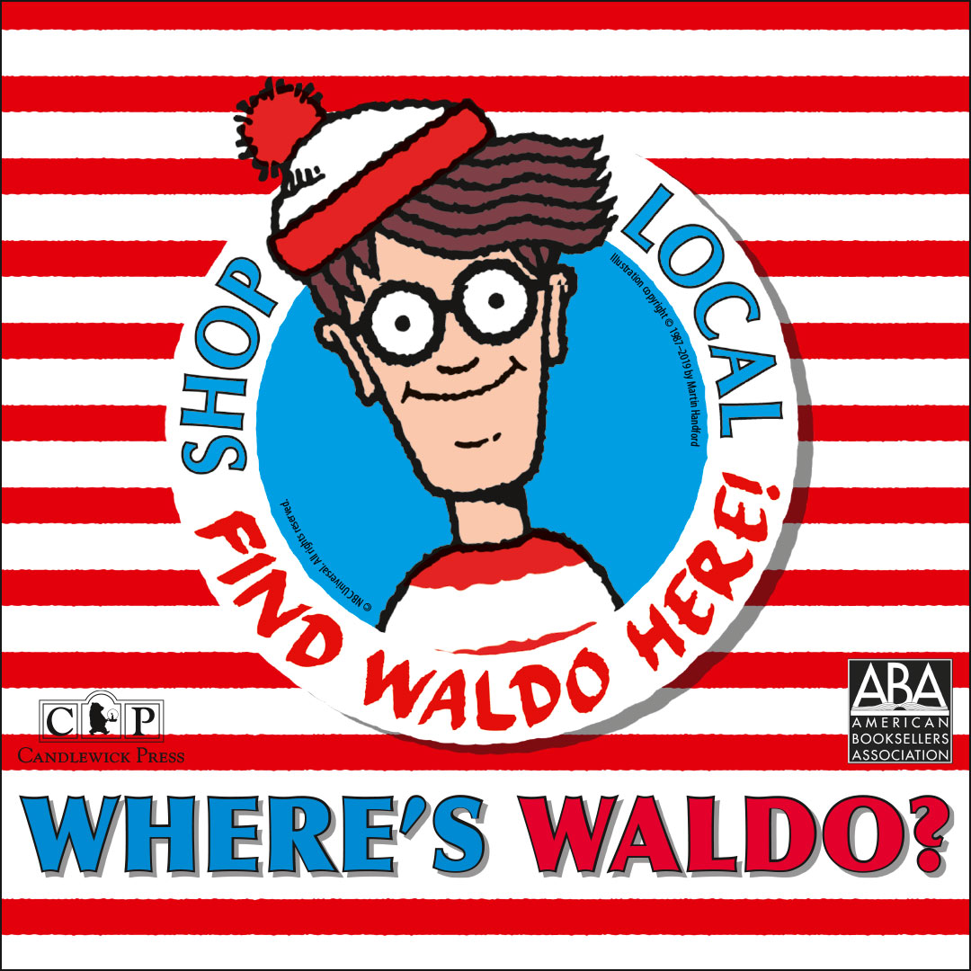 Find Waldo in Lake Forest Park Party! July 31 at 6pm