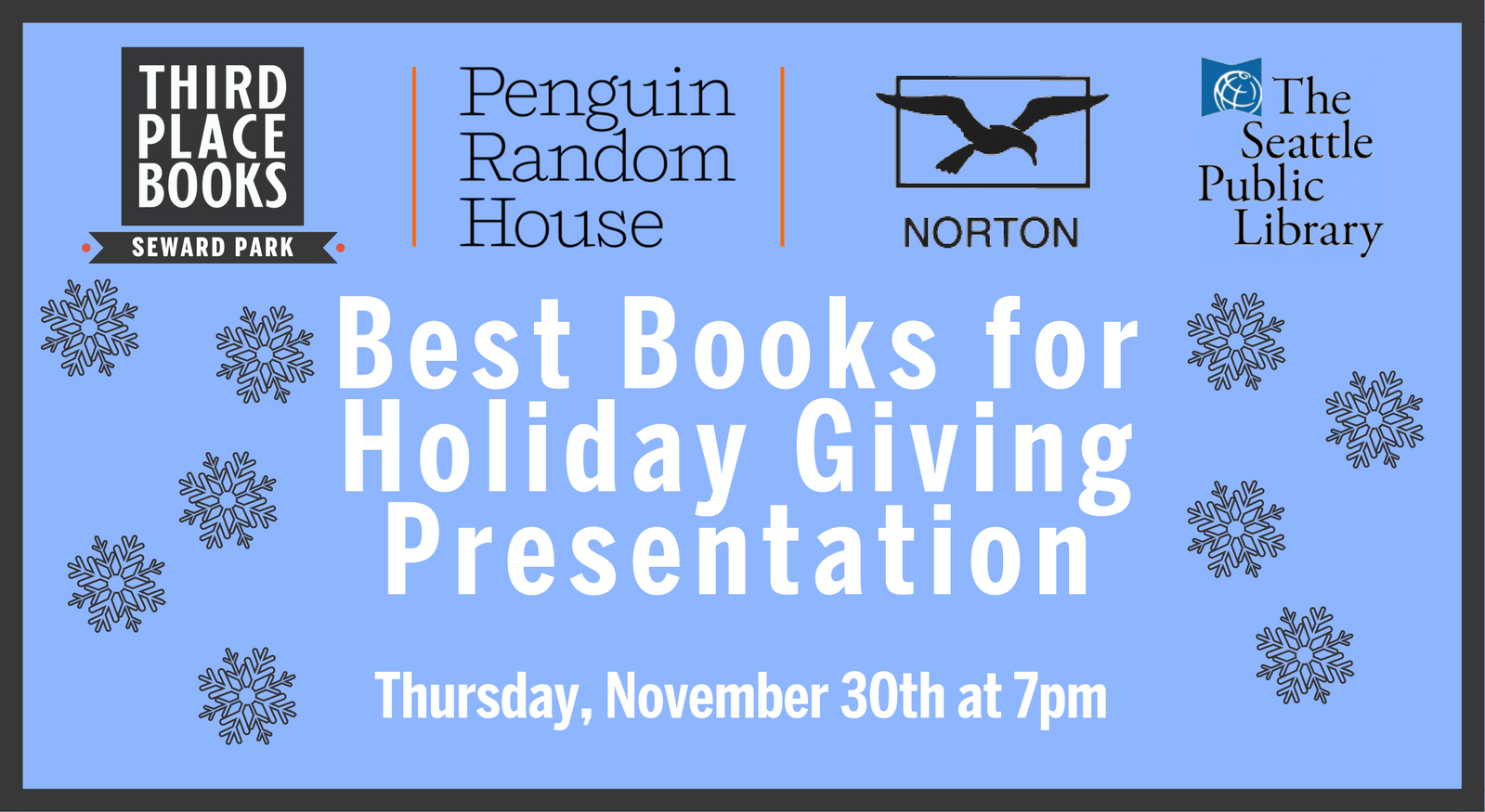 Best Books for Holiday Giving Presentation