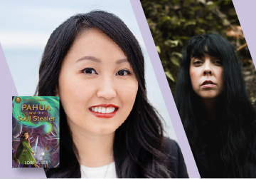 Virtual Event: Lori M. Lee with Tehlor Kay Mejia — Pahua and the Soul Stealer 9/8 at 7pm