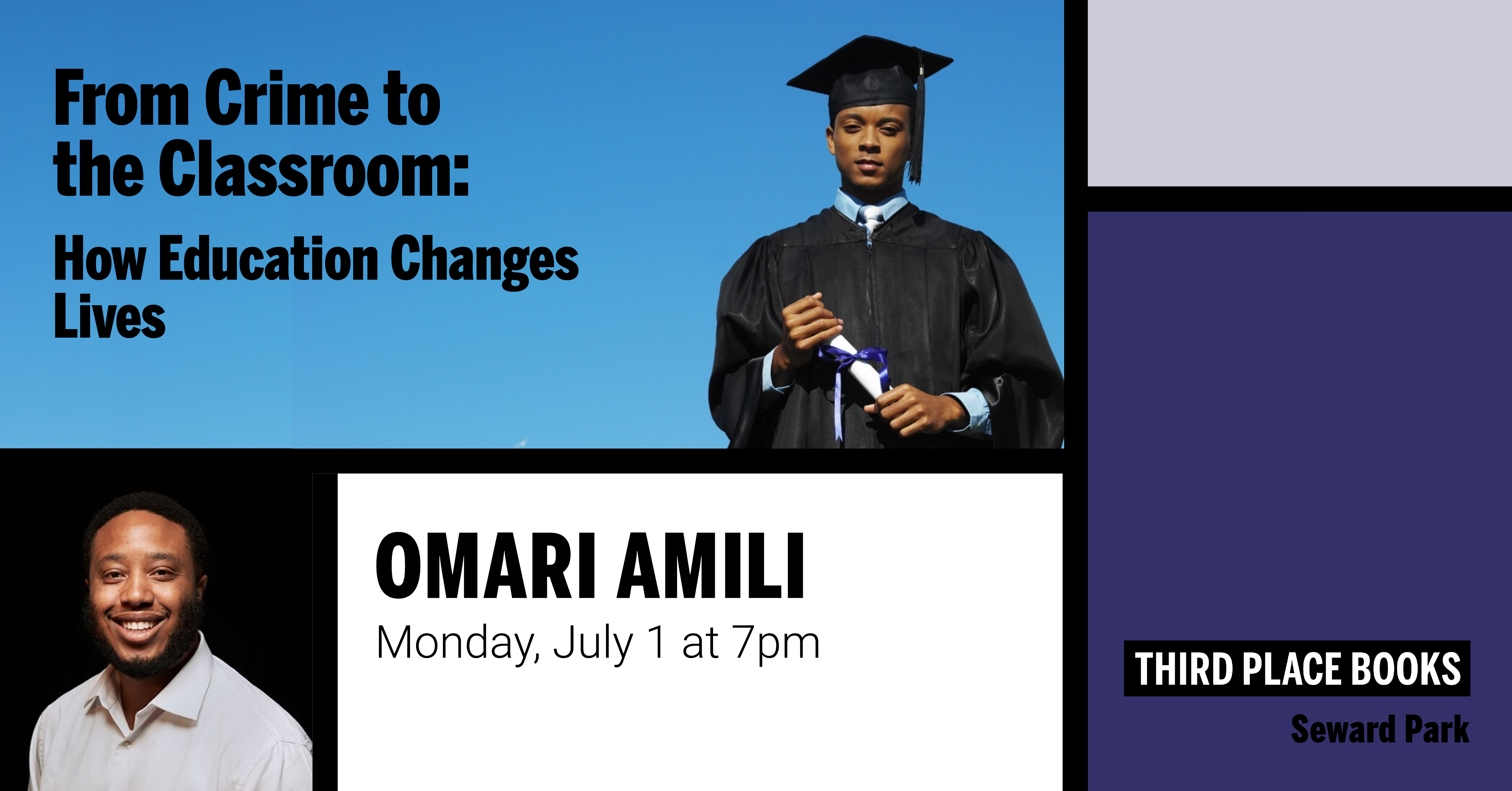 From Crime to Classroom: How Education Changes Lives with Omari Amili