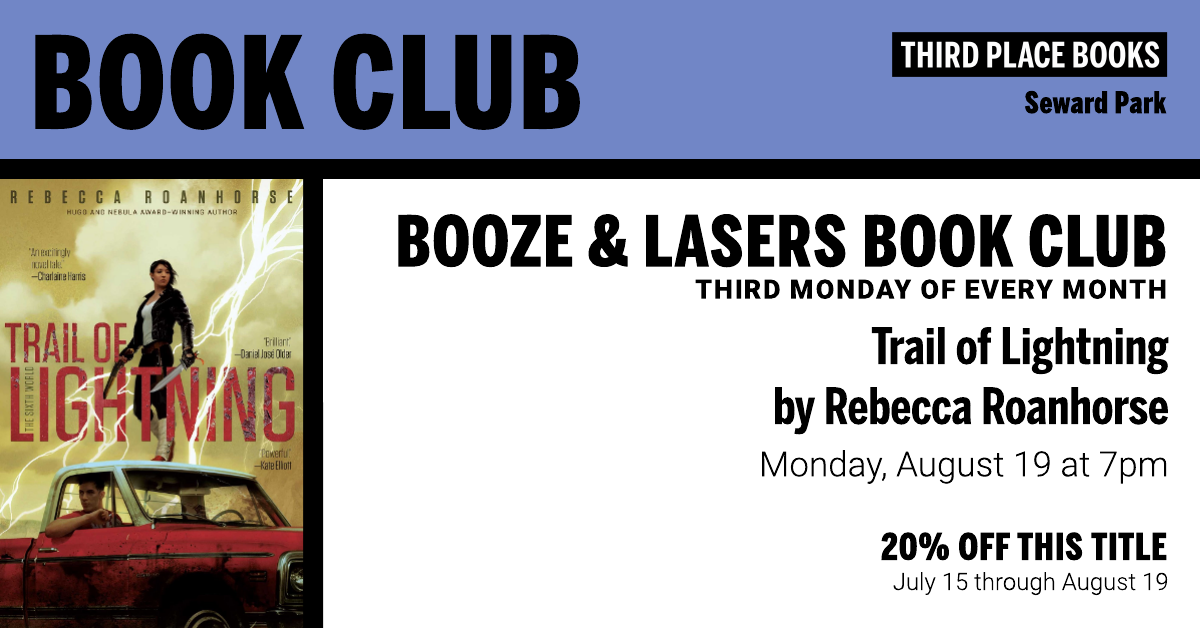 Booze and Lasers discusses Trail of Lightning