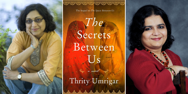 KCLS Livestream: Thrity Umrigar with Nalini Iyer - The Secrets Between Us