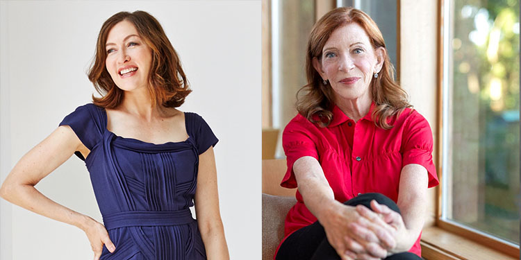 own Hall Seattle Livestream: Annabelle Gurwitch, in conversation with Susan Orlean - You're Leaving When? - Monday, March 29 at 7:30pm PST