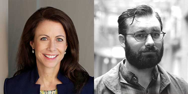 Town Hall Seattle Livestream: Dana Bourland with Clayton Aldem - Gray to Green Communities