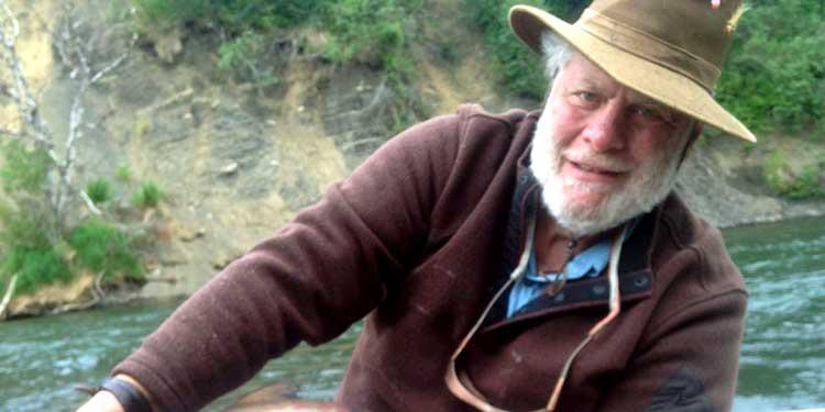 Town Hall Seattle Livestream: Mark Kurlansky - The Unreasonable Virtue of Fly Fishing