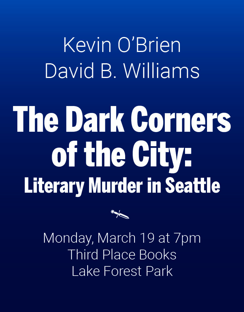 Dark Corners of the City - David B. Williams and Kevin O'Brien