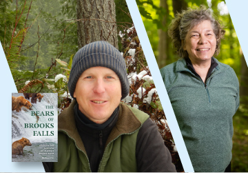 Michael Fitz with Stacey Schmeidel — The Bears of Brooks Falls - July 22 at 6pm PST