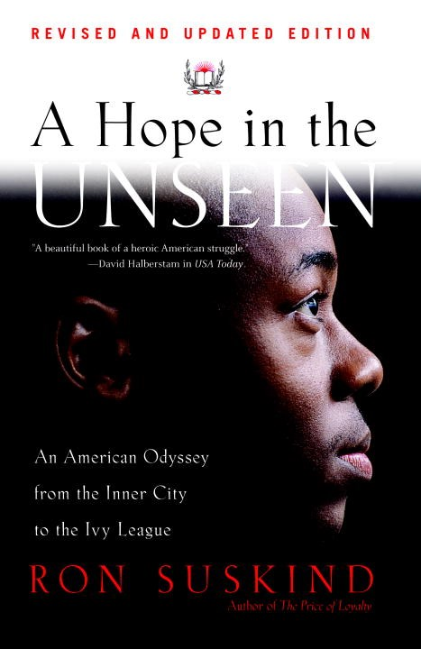Hope in the Unseen by Ron Suskind