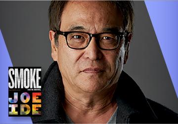 Live on Zoom! Joe Ide - Smoke: An IQ Novel - Monday, March 1 at 6pm PST