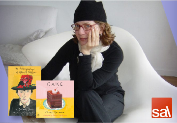 Seattle Arts & Lectures Livestream: Maira Kalman - Women You Need to Know Series (Tickets Required!) - Monday, March 15 at 7:30pm PST
