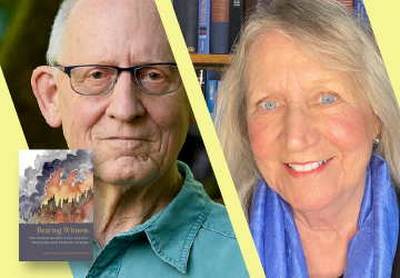Virtual Event: Thomas Kerns and Kathleen Dean Moore — Bearing Witness: The Human Rights Case Against Fracking and Climate Change
