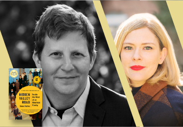 Live on Zoom! Robert Kolker, in conversation with Susannah Cahalan - Hidden Valley Road - Thursday, March 4 at 7pm PST
