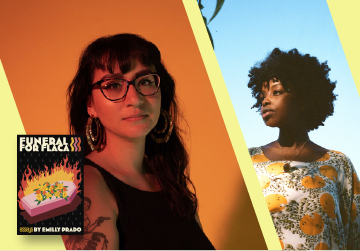 Virtual Event: Emilly Prado with Ifrah F. Ahmed 7/21/21