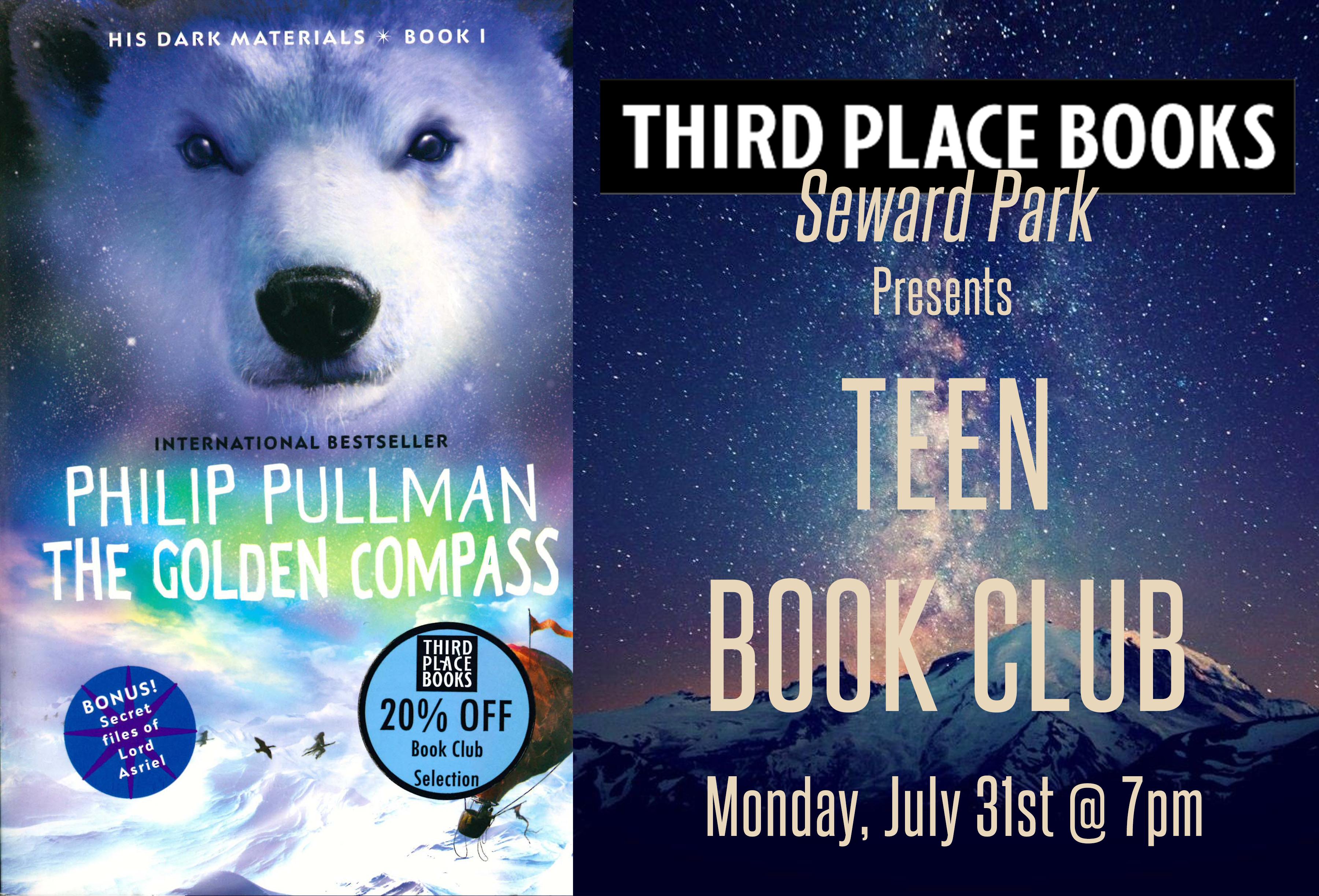 Teen Book Club - The Golden Compass