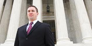 Law Man : My Story of Robbing Banks, Winning Supreme Court