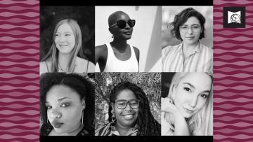 Conversation Hearts: Casey McQuiston, Alyssa Cole, Alexandria Bellefleur, Katrina Jackson, Rebekah Weatherspoon, and Olivia Waite in conversation, 9/18/21 at 1pm
