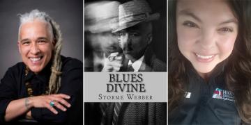 KCLS Livestream: Storme Webber with SaraMarie Ortiz - Blues Devine