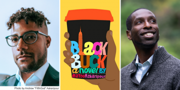 KCLS Livestream: Mateo Askaripour with Marcus Harrison Green - Black Buck