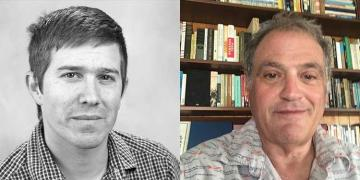 Town Hall Seattle Livestream: Colin Jerolmack with Ralph Kisberg - Up to Heaven and Down to Hell