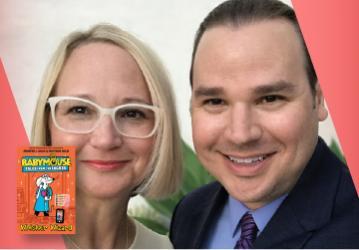 Jennifer L. Holm and Matthew Holm July 6 at 5pm