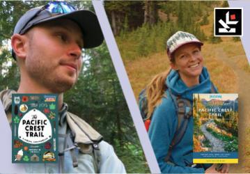 KCLS Livestream: Joshua Powell and Caroline Hinchliff - The Pacific Crest Trail: A Visual Compendium and Moon Drive & Hike Pacific Crest Trail