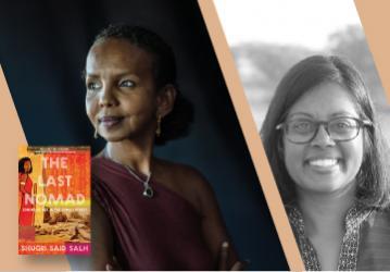 Virtual Event: 8/17/21 Shugri Said Salh with Mathangi Subramanian — The Last Nomad
