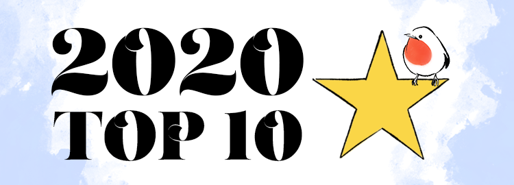 Top 10 Books from 2020